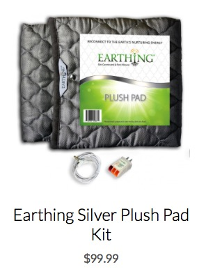 Grounding Plush Pad