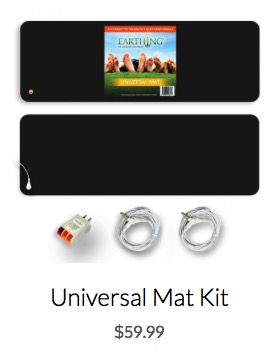 Universal Grounding Mat Kit