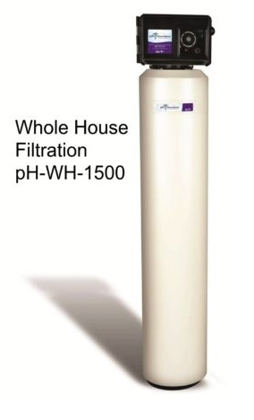 WMS PH-WH-1500 Whole House Filtration